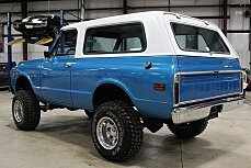 1971 Chevrolet Blazer for sale 100850447