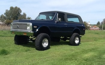 1971 Chevrolet Blazer 4WD 2-Door for sale 100972937