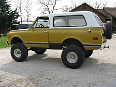 1971 Chevrolet Blazer for sale 100862256