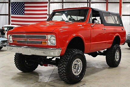 1971 Chevrolet Blazer for sale 100869193