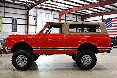 1971 Chevrolet Blazer for sale 100906756