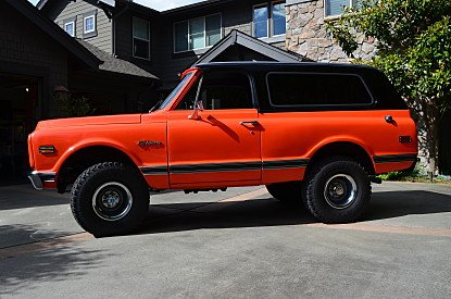 1971 Chevrolet Blazer 4WD 2-Door for sale 100913651