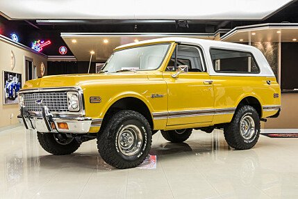 1971 Chevrolet Blazer for sale 100942978