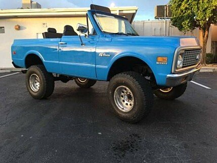 1971 Chevrolet Blazer for sale 100952509