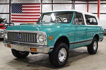 1971 Chevrolet Blazer for sale 100957855