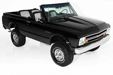 1971 Chevrolet Blazer for sale 100960290
