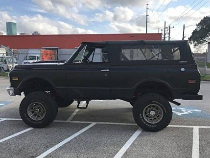 1971 Chevrolet Blazer for sale 100962423