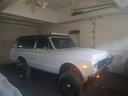 1971 Chevrolet Blazer for sale 100968754