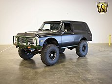 1971 Chevrolet Blazer for sale 101010249