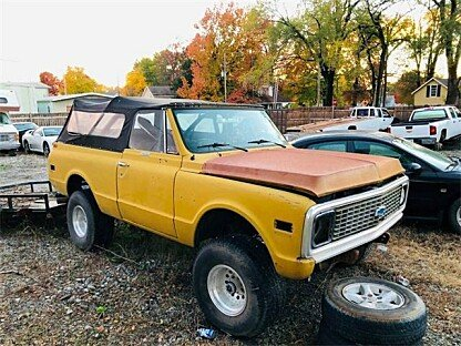 1971 Chevrolet Blazer for sale 101047955