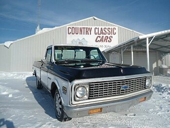 1971 Chevrolet C/K Truck for sale 100748791