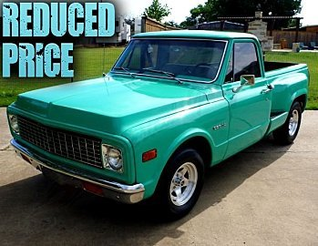 1971 Chevrolet C/K Truck for sale 100878769