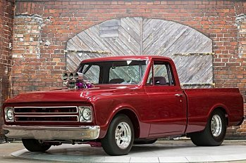 1971 Chevrolet C/K Truck for sale 100909572