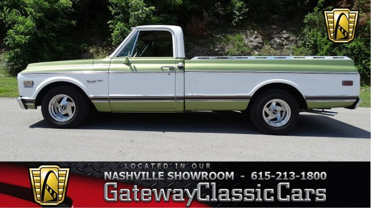 1971 Chevrolet C/K Truck for sale 100964292