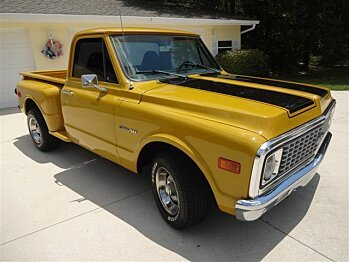 1971 Chevrolet C/K Truck Cheyenne for sale 100999046