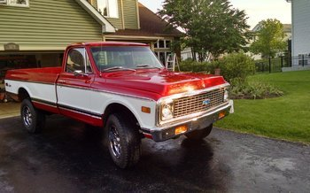 1971 Chevrolet C/K Truck 4x4 Regular Cab 2500 for sale 101012757