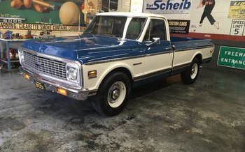 1971 Chevrolet C/K Truck 2WD Regular Cab 2500 for sale 101046864
