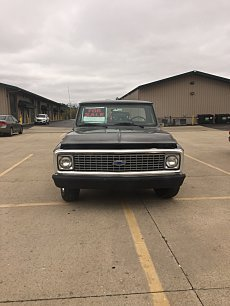 1971 Chevrolet C/K Truck for sale 101051592