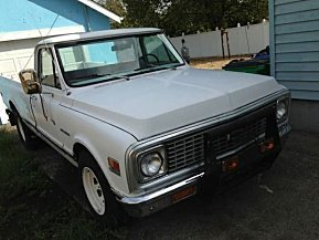 1971 Chevrolet C/K Truck for sale 100837989
