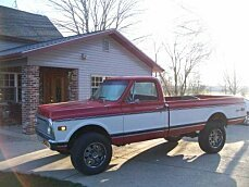 1971 Chevrolet C/K Truck for sale 100841287