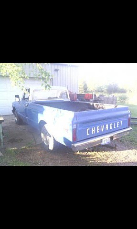 1971 Chevrolet C/K Truck for sale 100886928