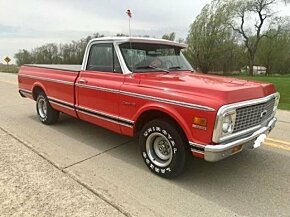 1971 Chevrolet C/K Truck for sale 101008648
