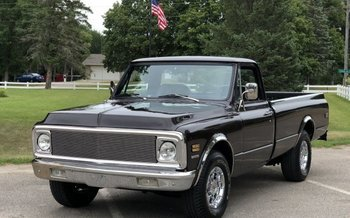 1971 Chevrolet C/K Truck for sale 101039660