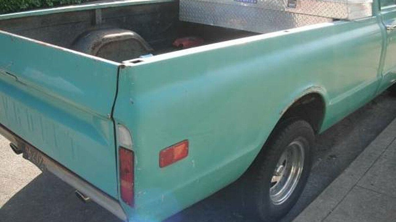 1971 Chevrolet C/K Trucks for sale 100889204