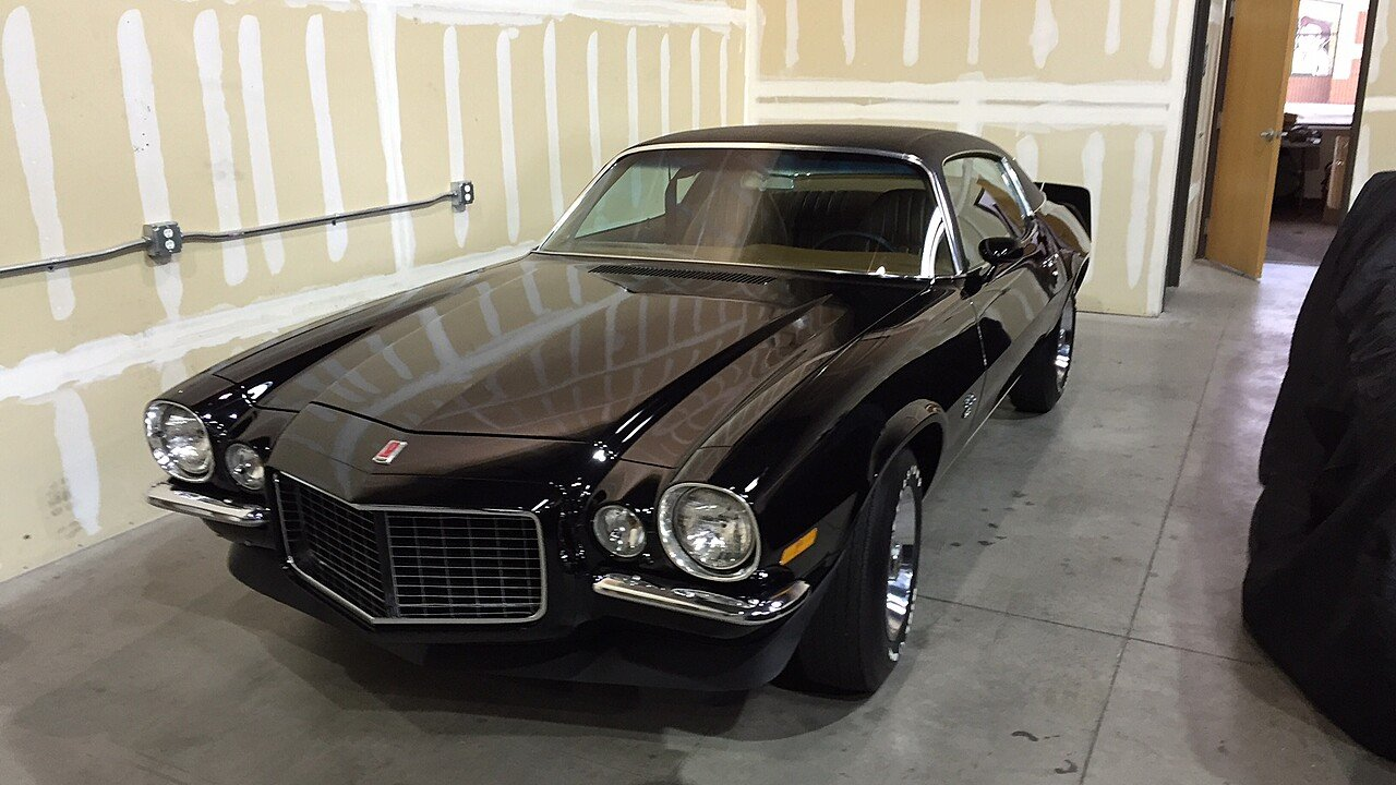1971 Chevrolet Camaro for sale 100729500