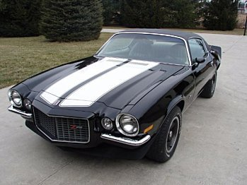 1971 Chevrolet Camaro Z28 for sale 100825567