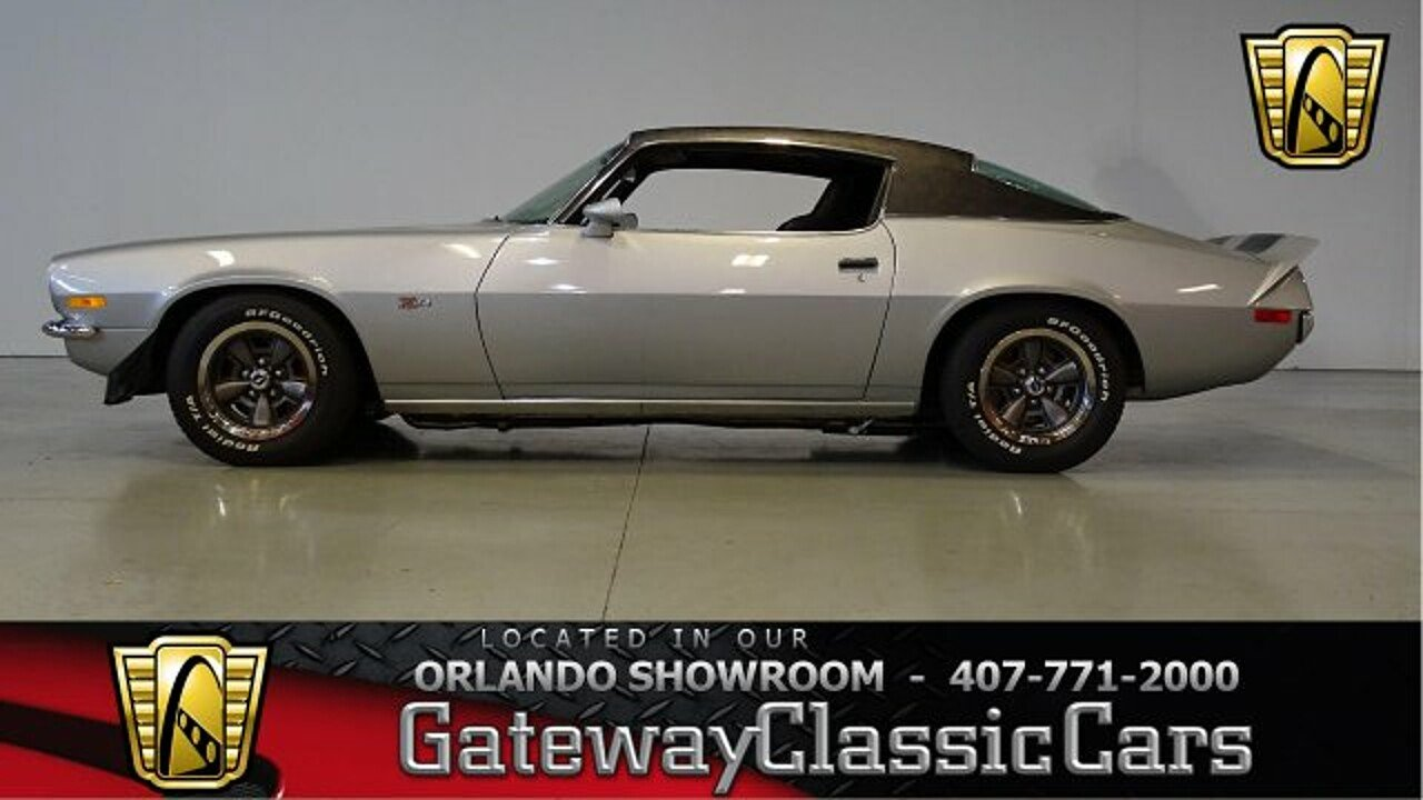1971 Chevrolet Camaro for sale 100905643