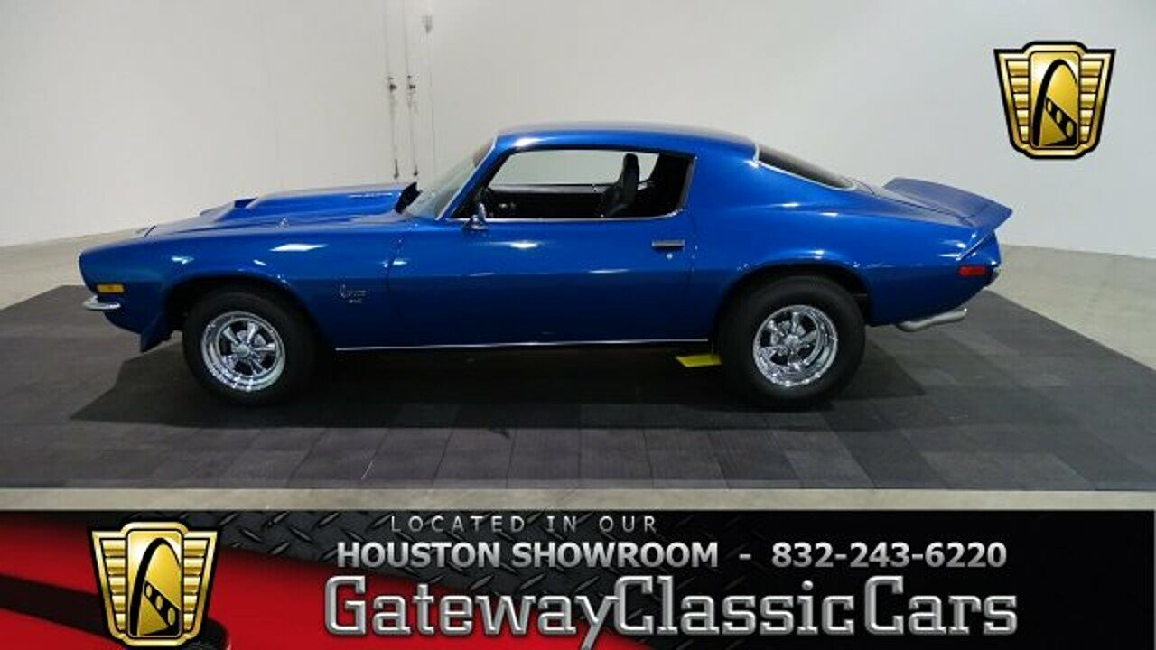 1971 Chevrolet Camaro for sale 100919927