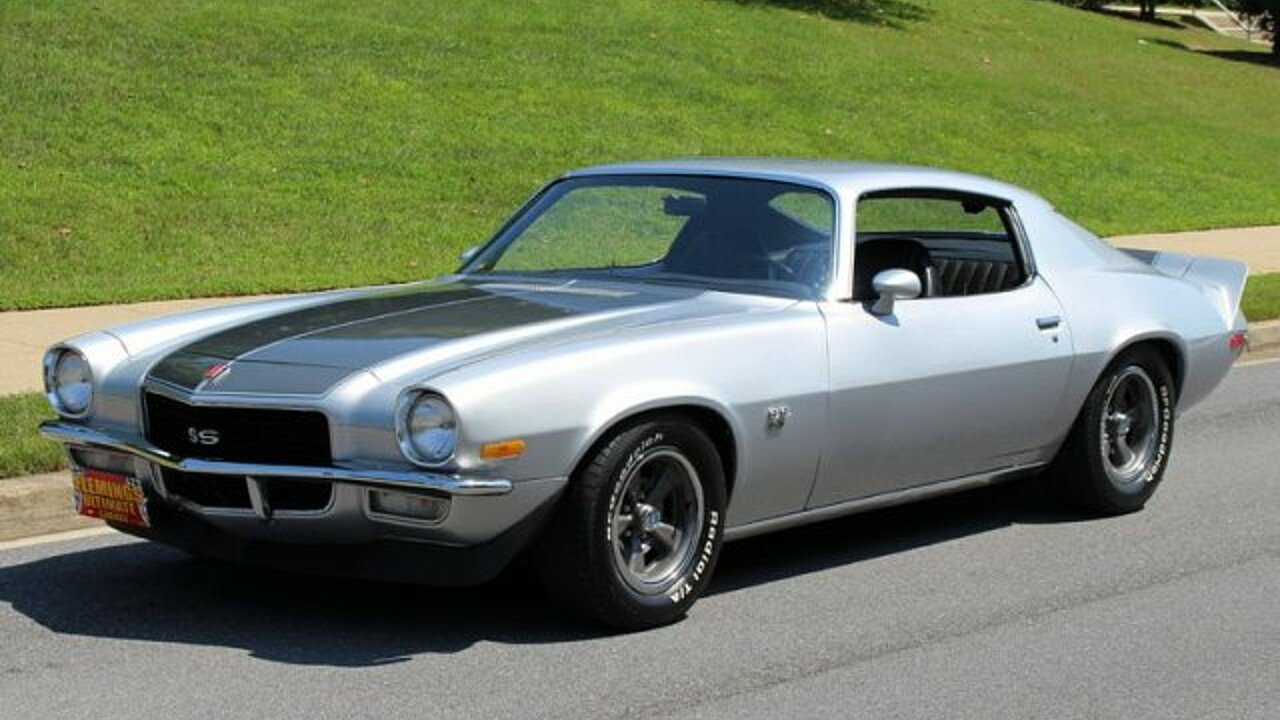 1971 Chevrolet Camaro for sale near Rockville, Maryland 28050 ...