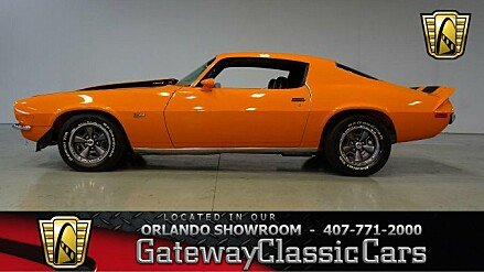 1971 Chevrolet Camaro Z28 for sale 100964643