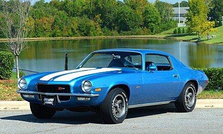 1971 Chevrolet Camaro Z28 for sale 101041257