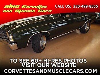 1971 Chevrolet Chevelle for sale 100020677