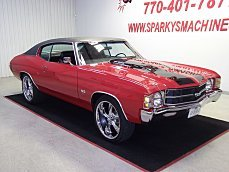 1971 Chevrolet Chevelle for sale 100773421