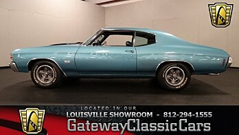 1971 Chevrolet Chevelle for sale 100766764