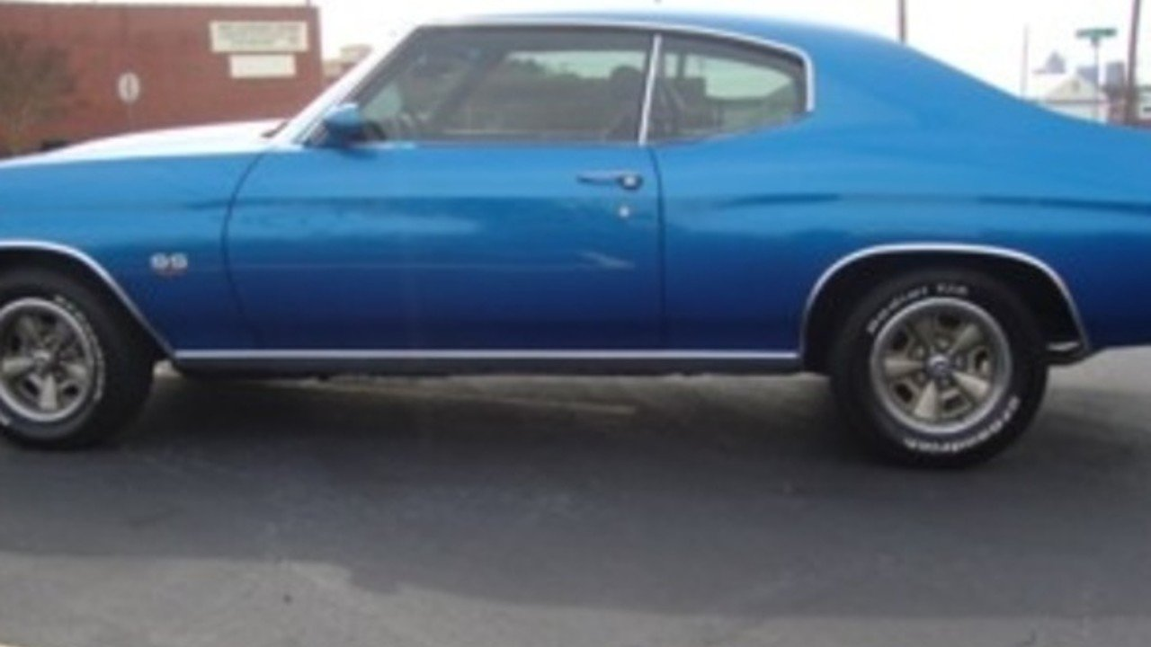 1971 Chevrolet Chevelle for sale 100791899