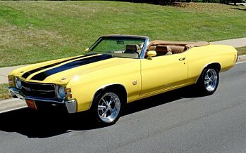 1971 Chevrolet Chevelle for sale 100830773