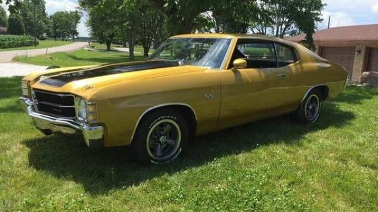 1971 Chevrolet Chevelle for sale 100853467