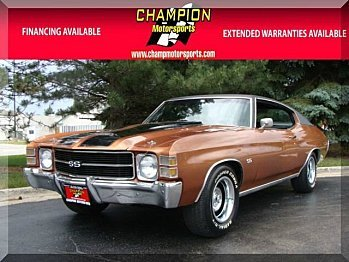 1971 Chevrolet Chevelle for sale 100883946