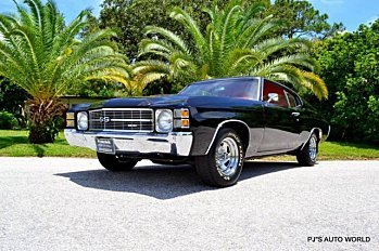 1971 Chevrolet Chevelle for sale 100888261