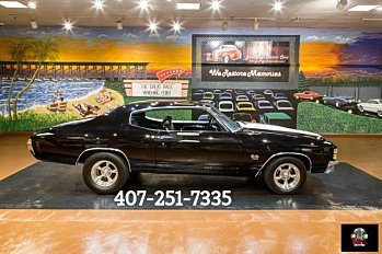 1971 Chevrolet Chevelle for sale 100890672