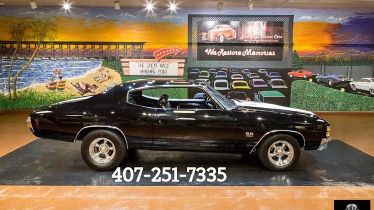 1971 Chevrolet Chevelle for sale near Orlando, Florida 32837 ...