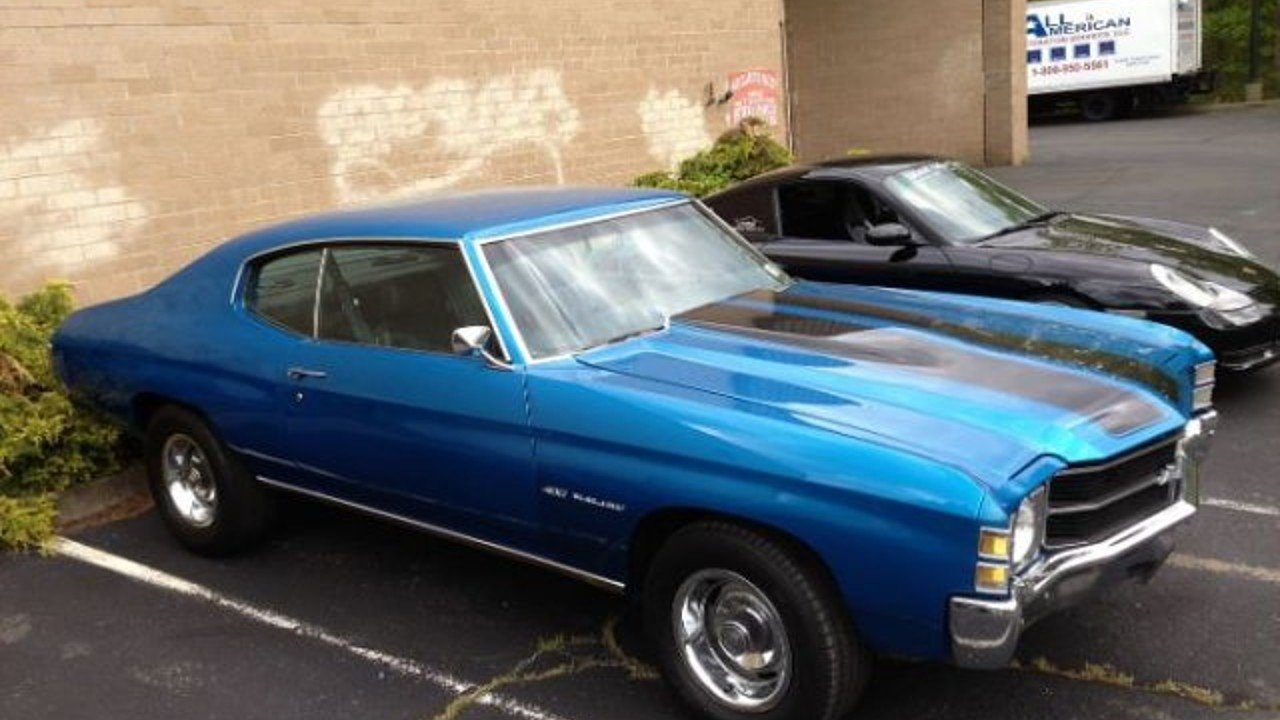 1971 Chevrolet Chevelle for sale 100890783