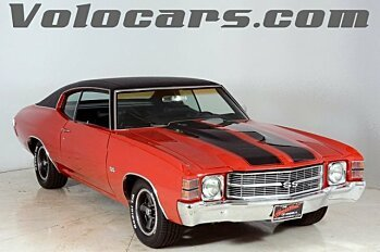 1971 Chevrolet Chevelle for sale 100894839