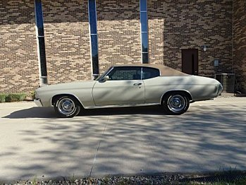 1971 Chevrolet Chevelle for sale 100905661