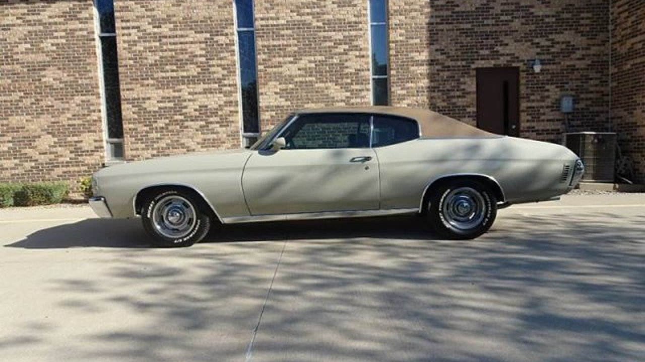 1971 Chevrolet Chevelle for sale near Clarence, Iowa 52216 ...