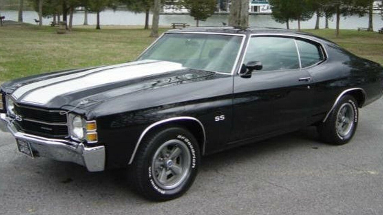 All Chevy » 1971 Chevrolet Chevelle For Sale - Old Chevy Photos ...